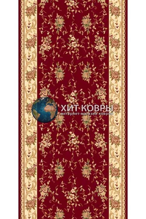 ковровую дорожку для прихожей дорожка 5455 красный